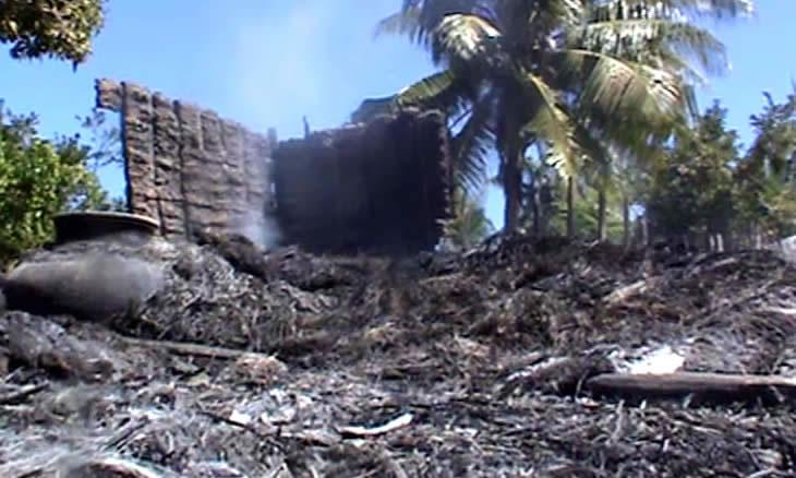 As incidências do terrorismo em Cabo Delgado