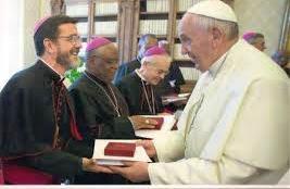 """""""Carta de apoio da CNBB – Conferência Nacional dos Bispos do Brasil ao Dom Luiz, bispo de Pemba"""