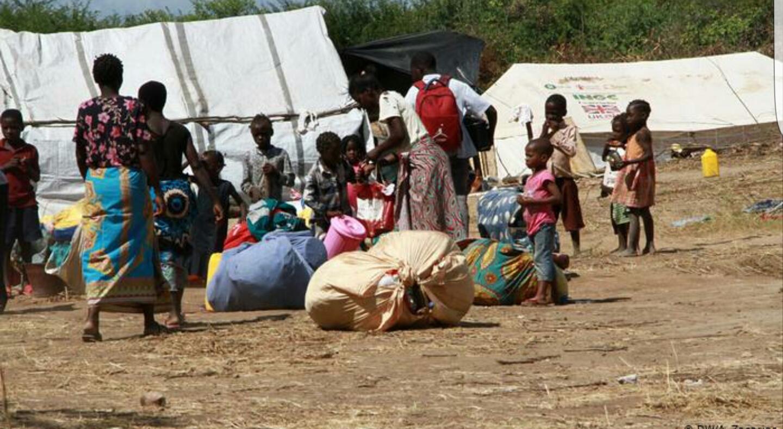 Na província de Nampula: Mais pessoas chegam fugindo de ataques em Cabo Delgado