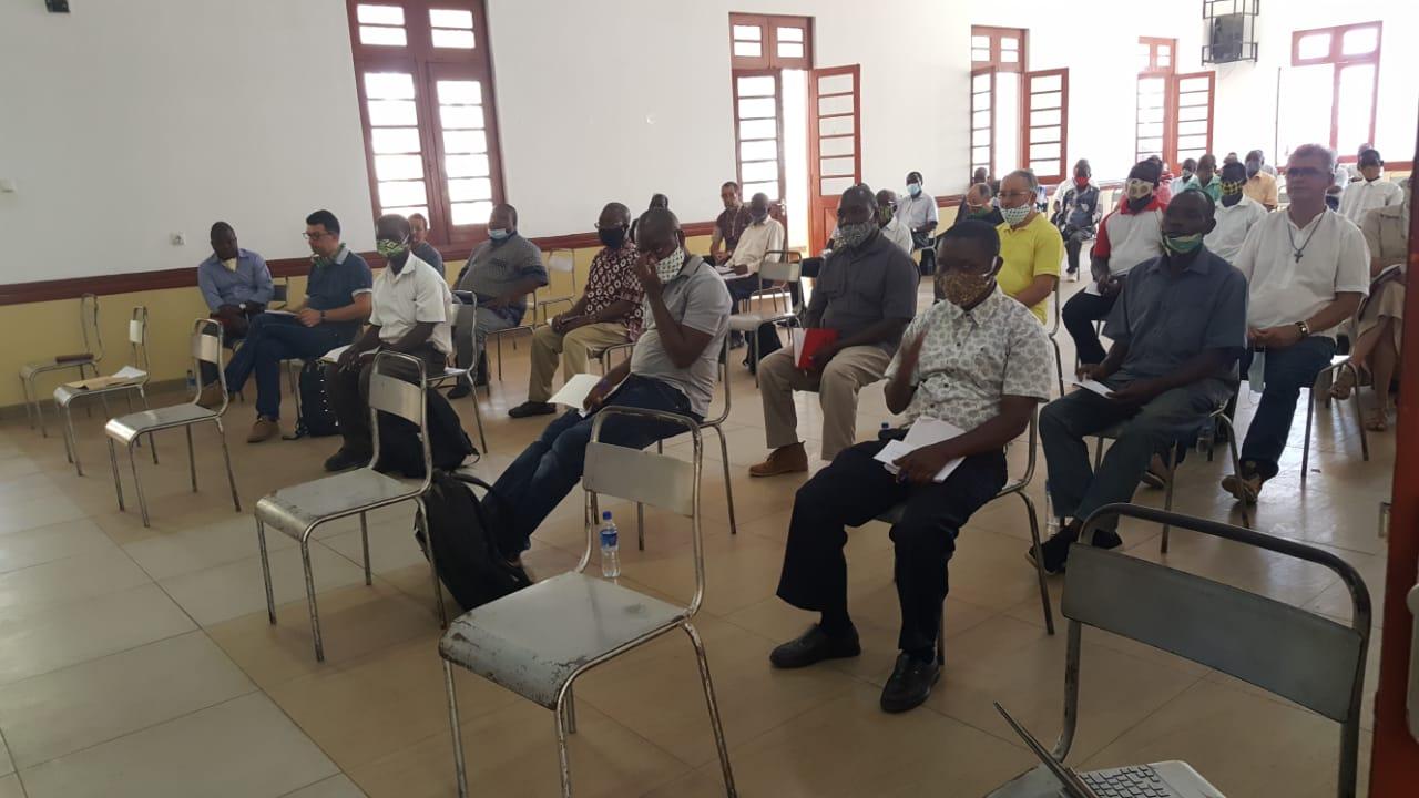 Arquidiocese de Nampula reune-se em preparação do ano pastoral 2020/2021