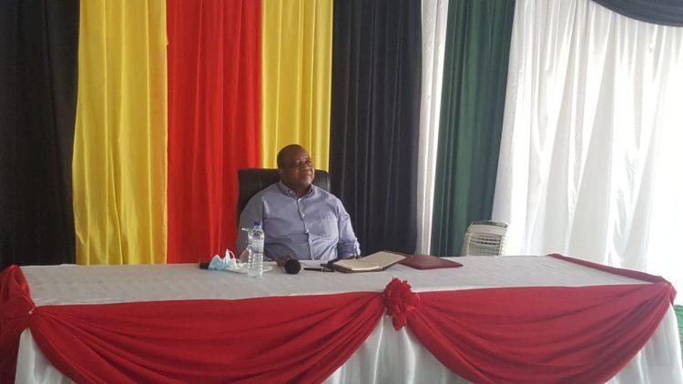 Governador de exorta aos cidadãos a afluirem nas unidades sanitárias para doação de sangue