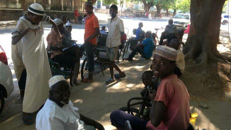 Mendigos Voltam Assaltar Ruas Da Cidade De Nampula