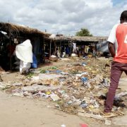 Sanitários públicos em Nampula com péssimas com condições de higiene