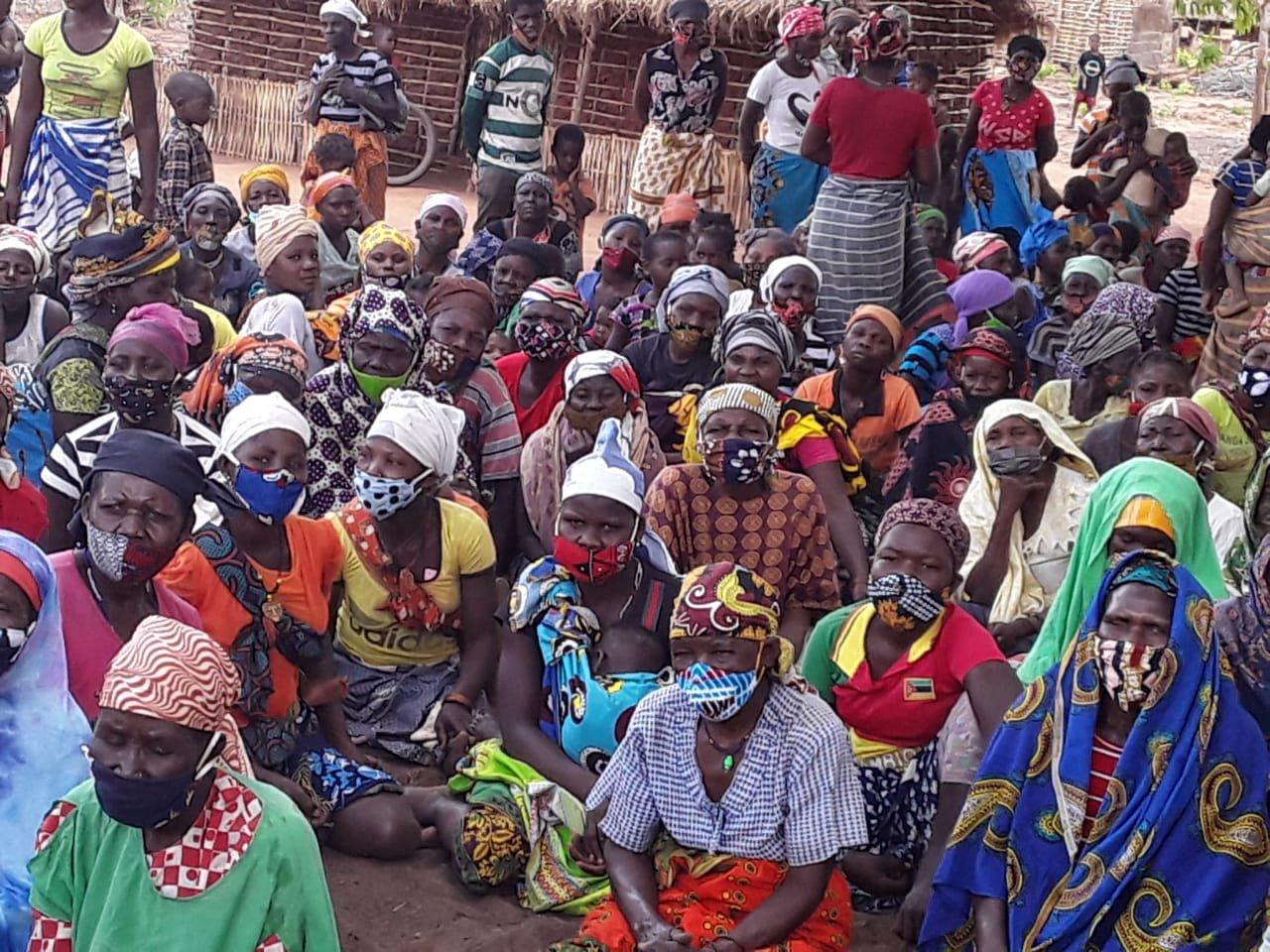 Deslocados de guerra denunciam actos de discriminação em Namutequeliua