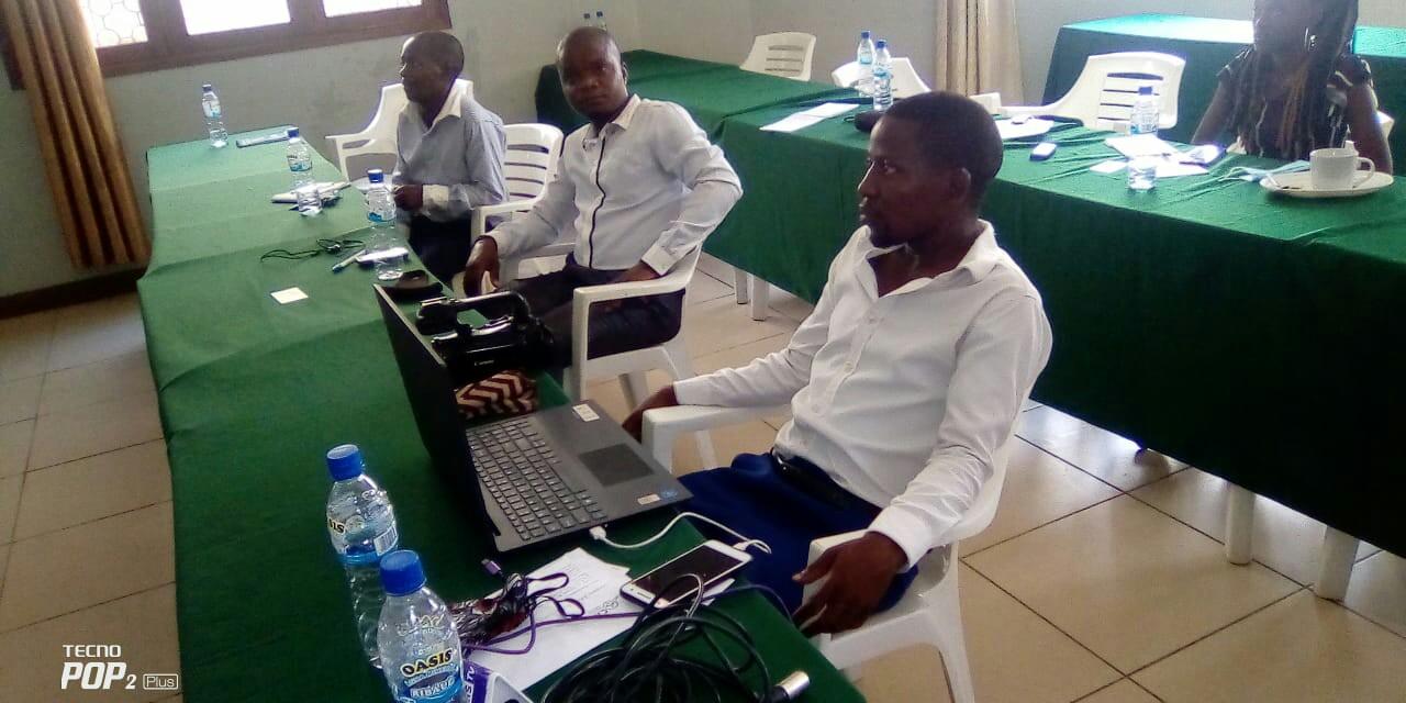 CJI Capacita dez jornalistas de diferentes órgãos de comunicação social