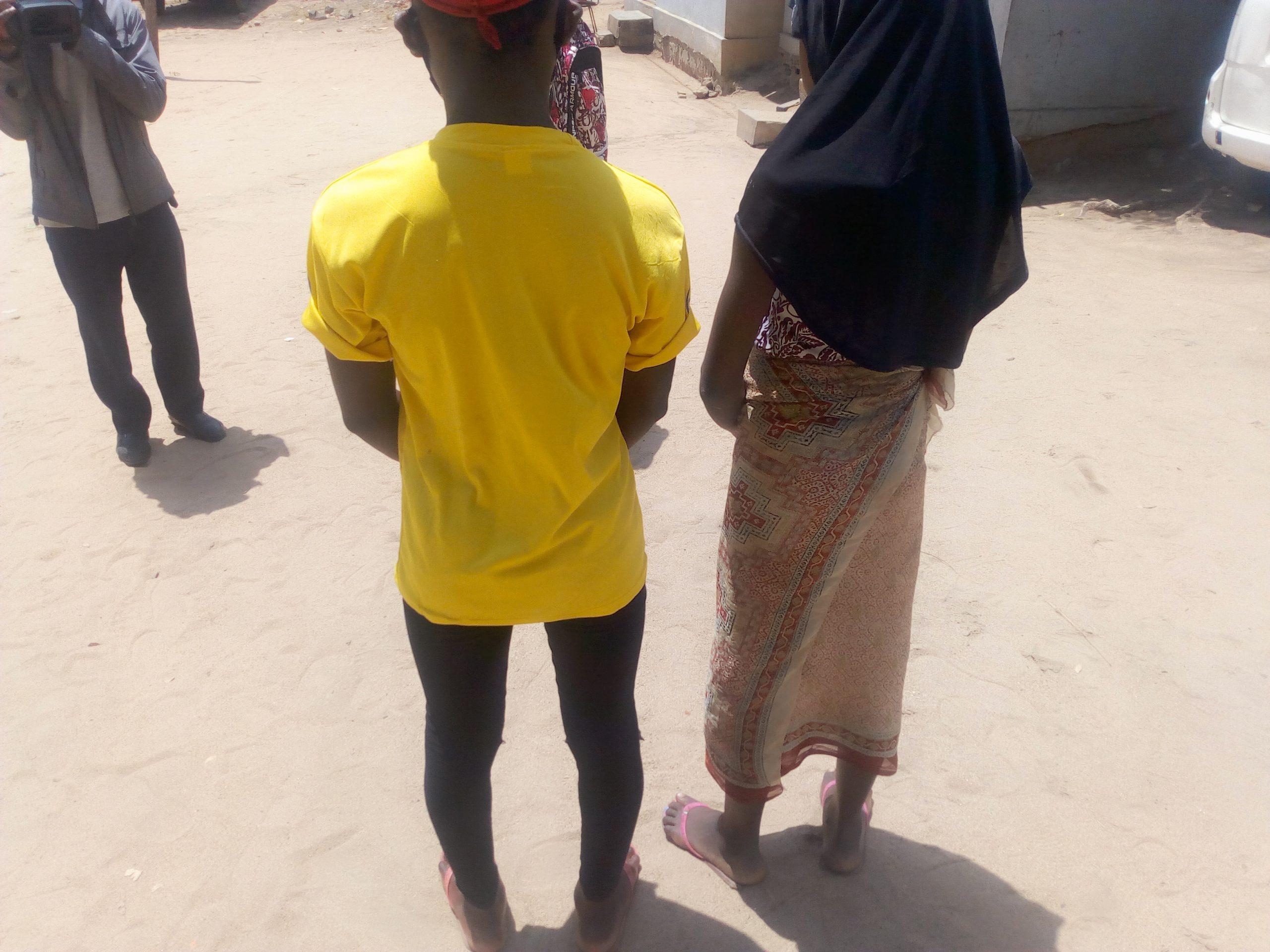 Cidadão de 66 anos detido por violar duas menores em Namutequeliua