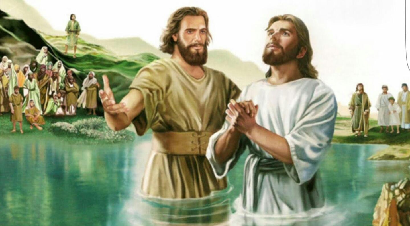 Baptizados e enviados em Missão