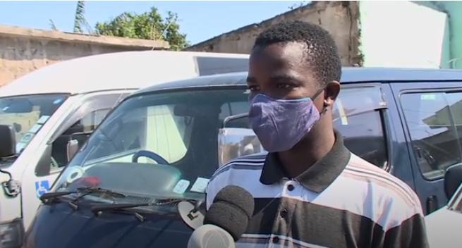 Cidade de Nampula sem espaços para parqueamento de viaturas