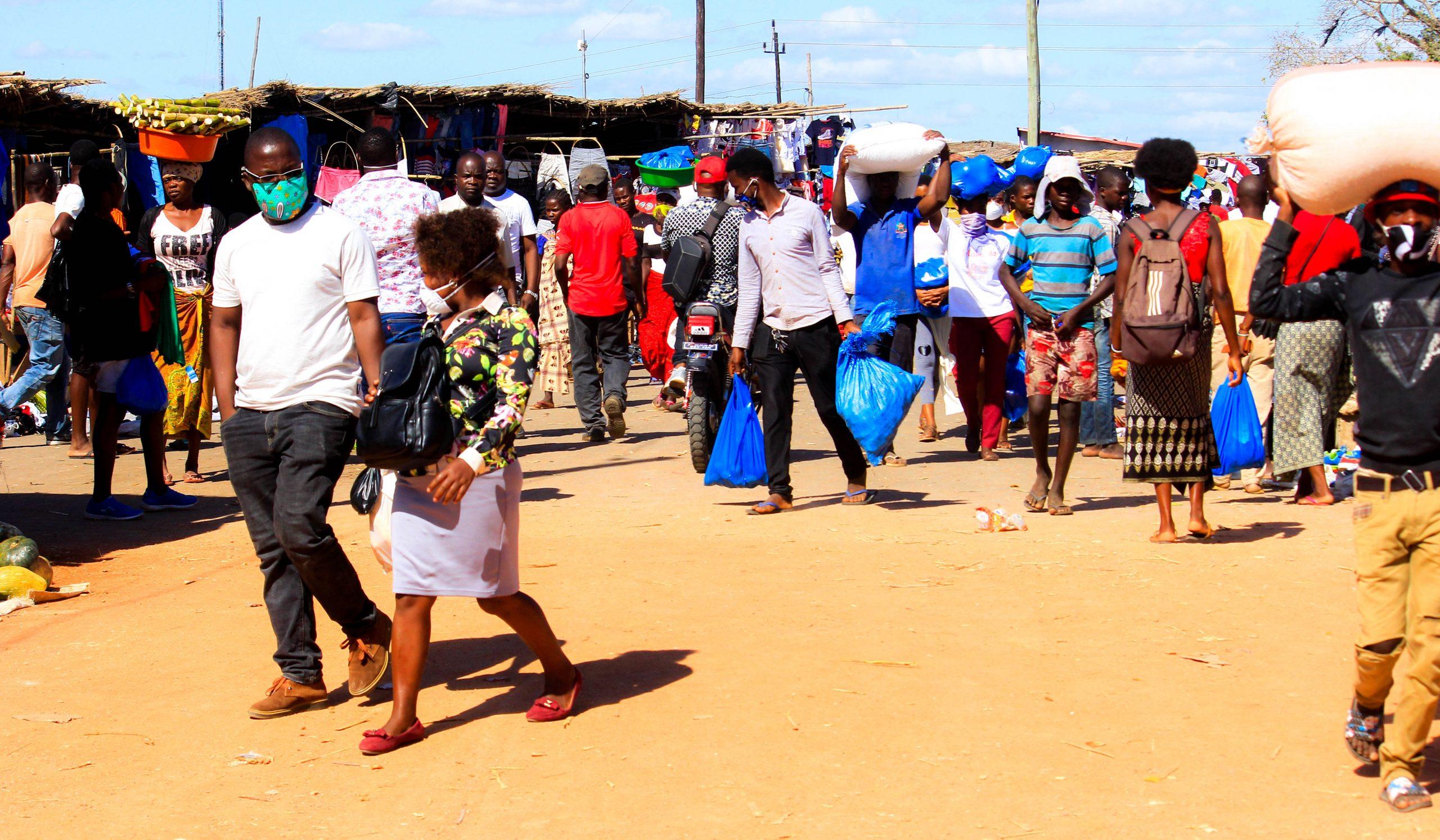 O preço de milho está cada vez mais a subir nos mercados de Nampula