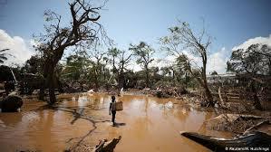 A mudança climática e a Saúde Humana