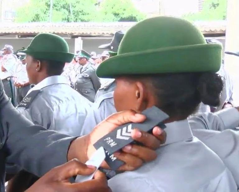 AS AVENTURAS DA POLÍCIA MOÇAMBICANA