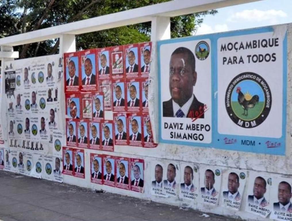 MOÇAMBIQUE: DA OPOSIÇÃO MORIBUNDA AO DECLÍNIO DA DEMOCRACIA