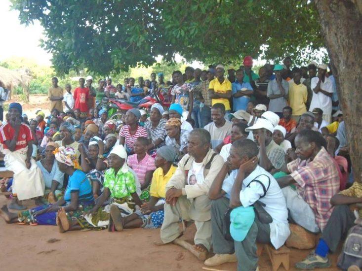 Ordenamento territorial e conflito de terras nas cidades e vilas