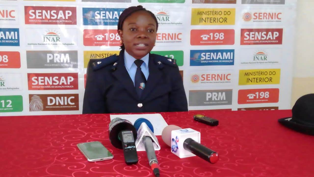 SENAMI impede permanência de indivíduos estrangeiros em Nampula